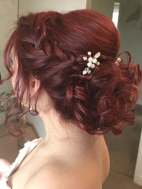 wedding hair east sussex