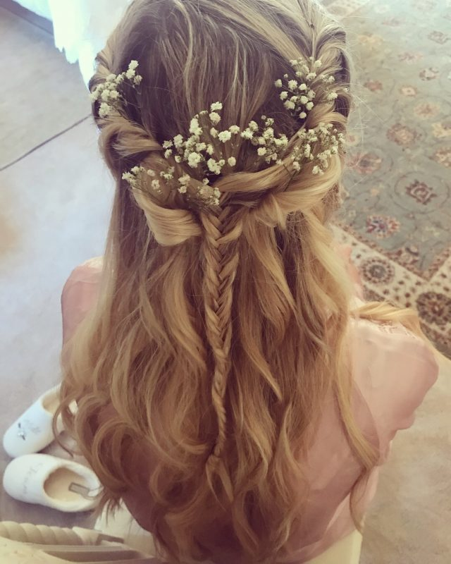 wedding hair east sussex