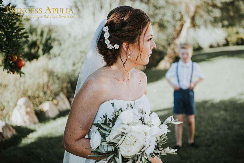wedding makeup puglia
