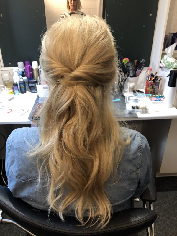 wedding hair and makeup yorkshire